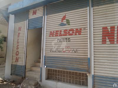 DHA Defence Shop Sized 250 Square Feet