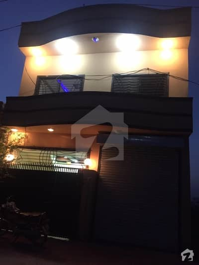 900  Square Feet House For Sale In Samarzar Housing Society