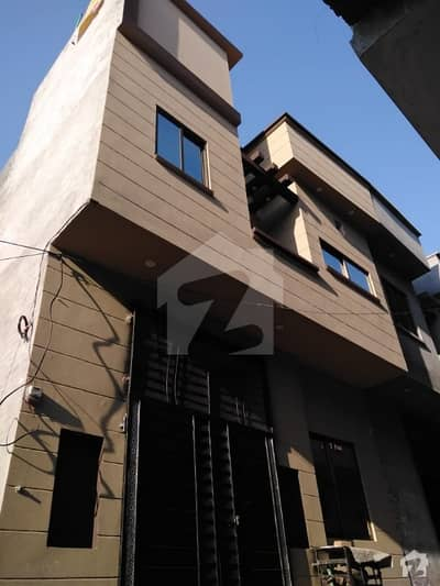 2 Marla Double Storey New House For Sale