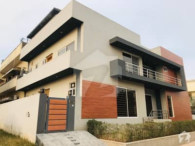 G-13 New 10 Marla Corner House For Sale