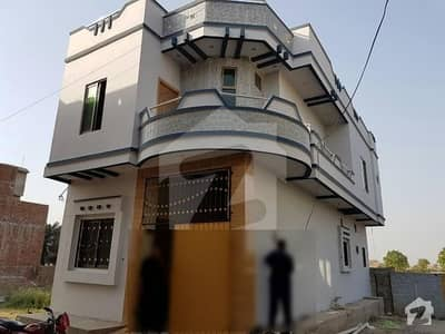 3 Marla Corner Double Storey House For Sale