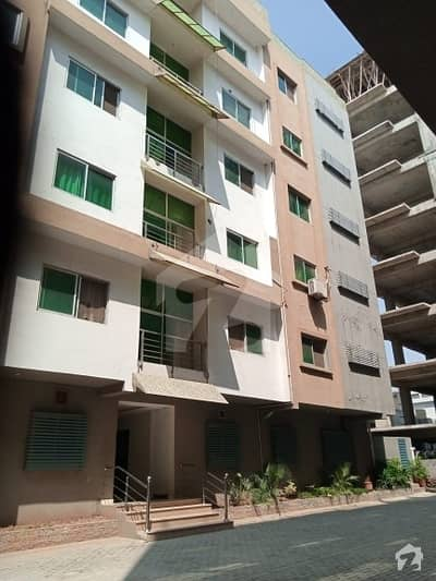 مھر آپارٹمنٹس ایچ ۔ 12 اسلام آباد میں 1 کمرے کا 3 مرلہ فلیٹ 40 لاکھ میں برائے فروخت۔