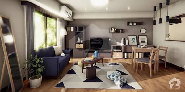 2 Bed Apartment 873 Sq Ft for Sale in Time Squares Mall on Easy Payment Plan
