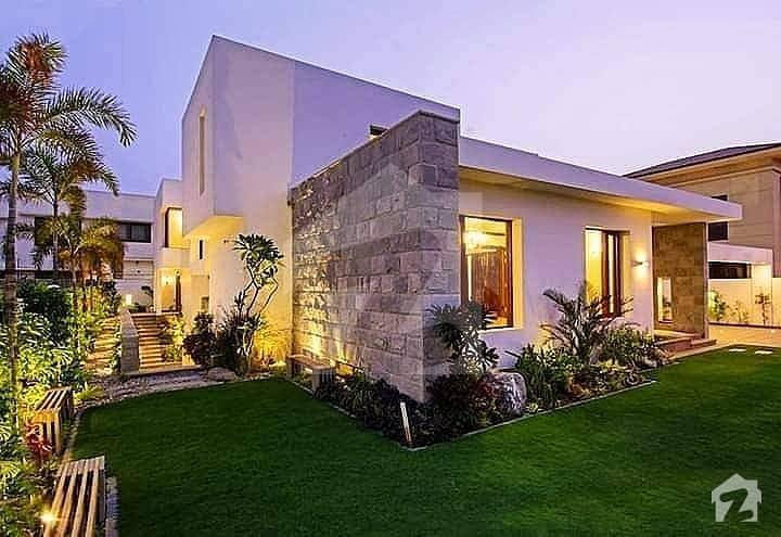 1000 Sq Yards Artistic Villa Designed By Anjum Pervaiz