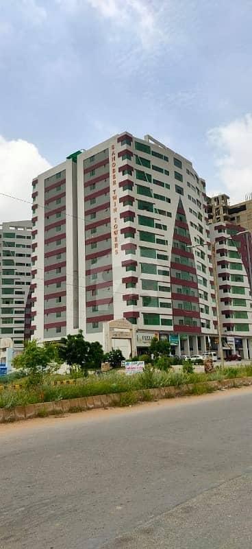 Flat For Rent In Beautiful Saadi Road
