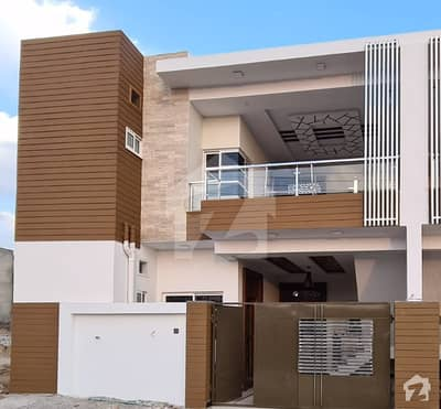 5 Marla Executive Model House Available For Sale In Snober City On Adyala Road