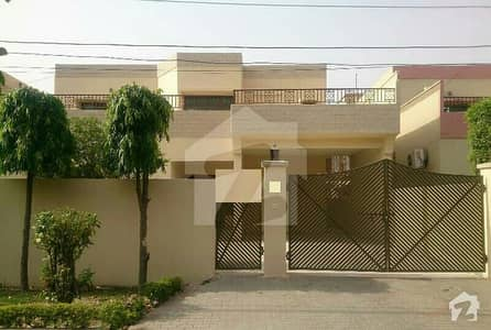 1-Kanal  5-BedRoom's Double Unit House For Sale In Askari-9  Lahore Cantt.
