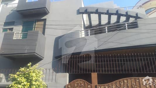 Al Rehman Garden Phase 2 Blok B 8 Marla House For Rent