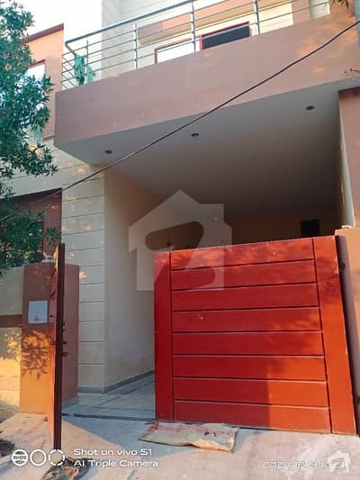 5 Marla Double Storey Brand New House For Rent In Gated Colony