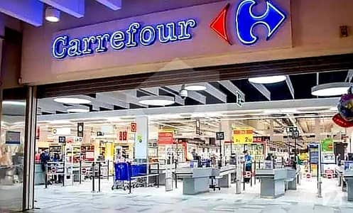 Carrefour Hyperstar Commercial Shop Space Is Available For Sale In Hyderabad