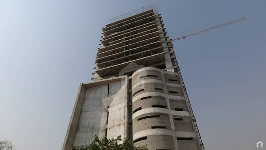 1 Bed Apartment For Sale - Mall Of Islamabad - 17th Floor