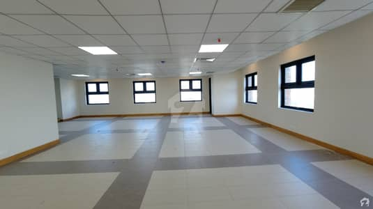 Office Of 3000 Square Feet For Rent In Blue Area