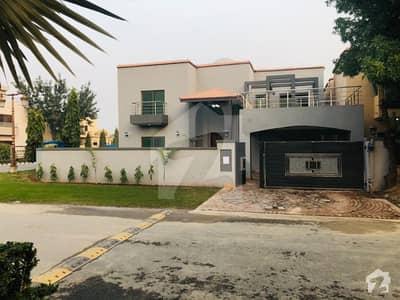 24 Marla Corner Brand New Beautiful House Near To Park On Main Boulevard