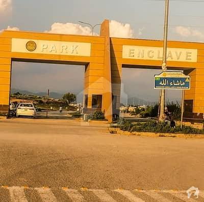 Park Enclave Park Face 1 Kanal Plot Front Open