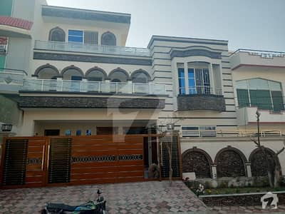 Double Storey House For Sale In A Block Soan Garden Islamabad