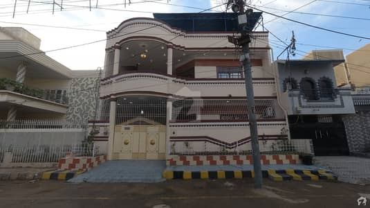 Ground Plus 2 Floors House For Sale In North Karachi - Sector 11A