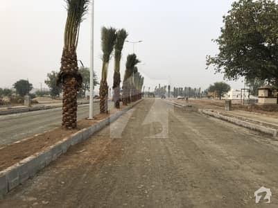 سیالکوٹ روڈ وزیرآباد میں 5 مرلہ رہائشی پلاٹ 35.57 لاکھ میں برائے فروخت۔