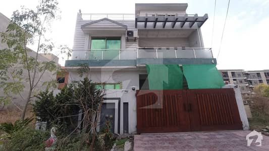5.8 Marla Luxury House In The Most Secure Locality In D-17/2 Islamabad