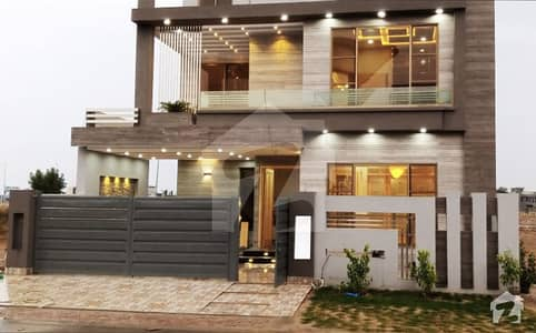 10 Marla Band New House For Sale In Royal Orchard Multan