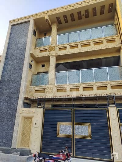 A 7 Marla  Fresh  Double Storey House Available For Sale In Warsak Road Peshawar