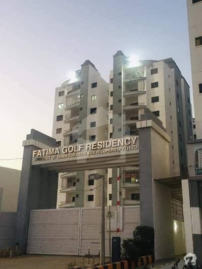 جناح ایونیو کراچی میں 3 کمروں کا 8 مرلہ فلیٹ 1.2 کروڑ میں برائے فروخت۔