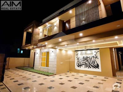 Park Facing 1 Kanal Designer House For Sale In Bahria Town