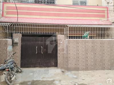 Buy A Centrally Located 120 Square Yards House In North Karachi