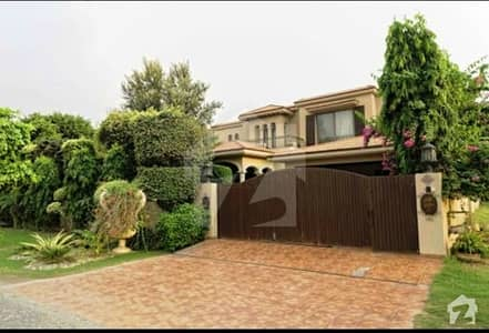 2 Kanal Owner Build Fully furnished  Spanish Bungalow For Sale In Phase 5