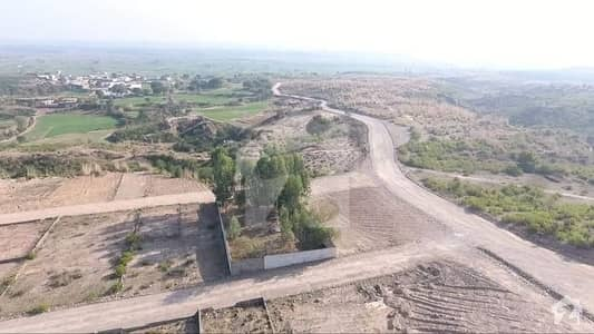 5 Marla Residential Plot For Sale In Adiala Road