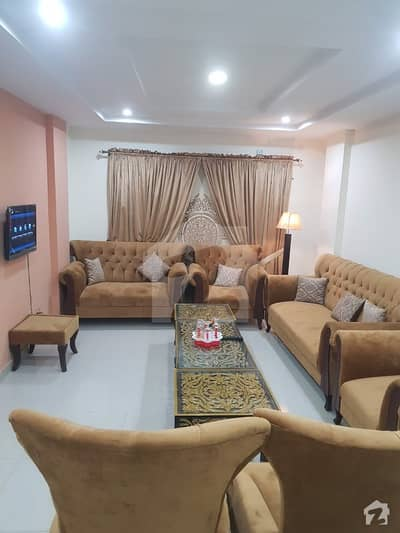 1 Bed Furnished Apartment For 24 Hour