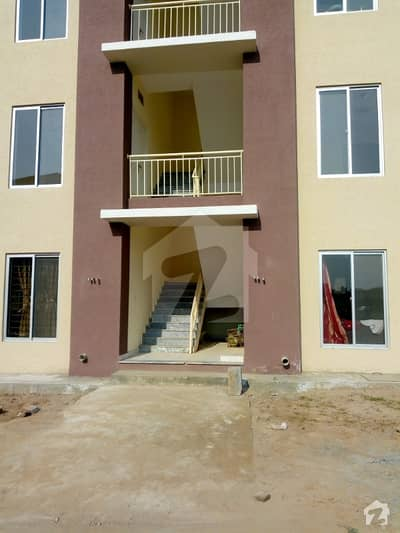 Awami Villas 2 1st Floor Flat Brand New Corner For Urgent Sale