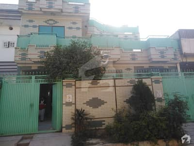 10 Marla Lower Portion For Rent In Beautiful Hayatabad