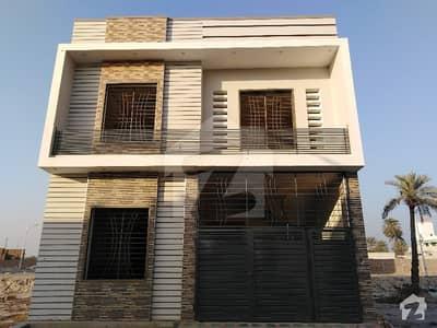 الحرام کے ایگزیکٹو ولاز جہانگی والا روڈ بہاولپور میں 4 کمروں کا 5 مرلہ مکان 85 لاکھ میں برائے فروخت۔