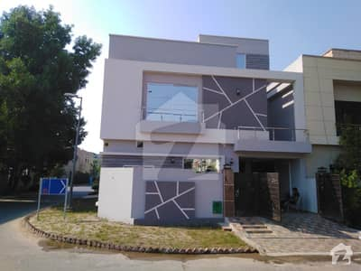 7 Marla Brand New Corner 4 Bed House Bb Block Sector D Bahria Town Lhr