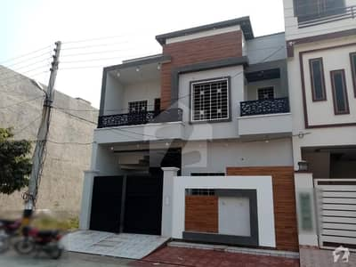 Ideally Located House Of 5 Marla Is Available For Sale In Jeewan City - Phase 4