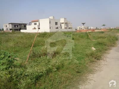 Superb Location 1 Kanal Possession Plot Y Block Is Available For Sale In Phase 7