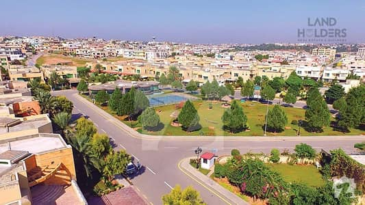 5 Marla Commercial Plot For Sale In Sector D Bahria Town