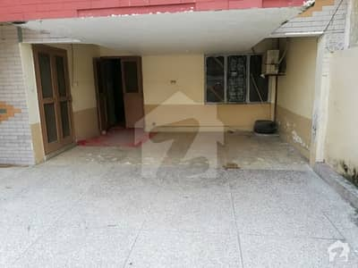 G-9-4 35x70 Old House Double Storey Street Corner  For Sale