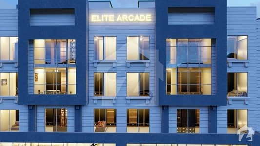 Apartment On 2nd Floor For Sale In Elite Arcade