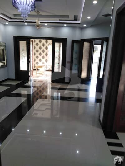 10 Marla Brand New Double Storey House For Rent In Overseas B Bahria Town Lahore