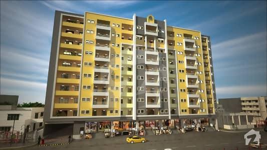 ورسک روڈ پشاور میں 2 کمروں کا 5 مرلہ فلیٹ 55 لاکھ میں برائے فروخت۔