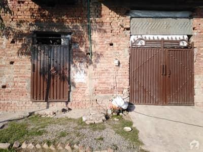 رچنا ٹاؤن جی ٹی روڈ لاہور میں 3 کمروں کا 5 مرلہ مکان 25 لاکھ میں برائے فروخت۔