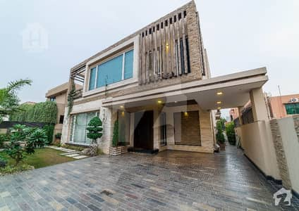 Out Of Market Full Furnished Phenomenal Design Bungalow