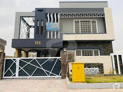 10 Marla Luxury Double Unit House For Sale In Bahria Town Phase 8 Block B Rawalpindi