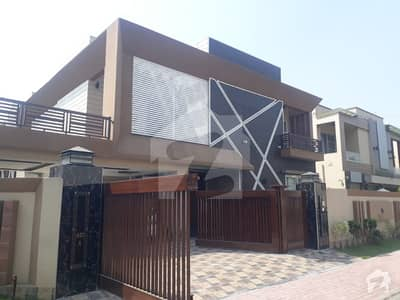 1 Kanal Semi Furnished Luxury House For Sale In Overseas A Bahria Town