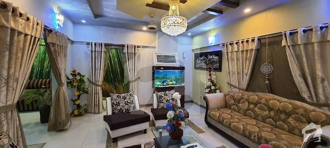 Pent House For Sale Full Furnished & Interior Decorated