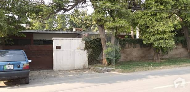 2 Kanal 16 Marla Old House For Sale