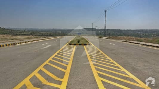 Ideally Located Plot on 60ft Road Available For Sale In Opf Valley Islamabad