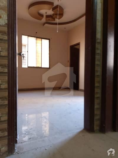 Brand New 700 Square Feet Approx Upper Portion Is Available For Sale In Azizabad