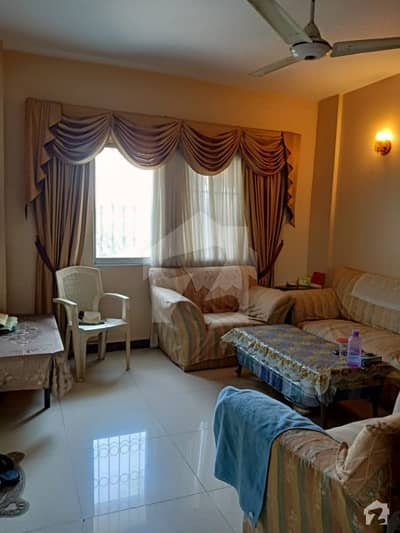 A Stunning Flat Is Up For Grabs In Clifton Karachi